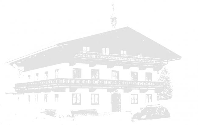 Appartements Grabenbauer - Haus gezeichnet